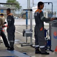 Revisión vehicular se reinició en Daule